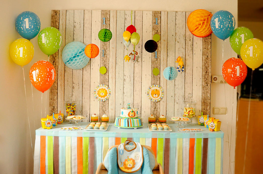 Best ideas about Birthday Decorating Ideas . Save or Pin 18 Inspiring Birthday Party Decorations Now.