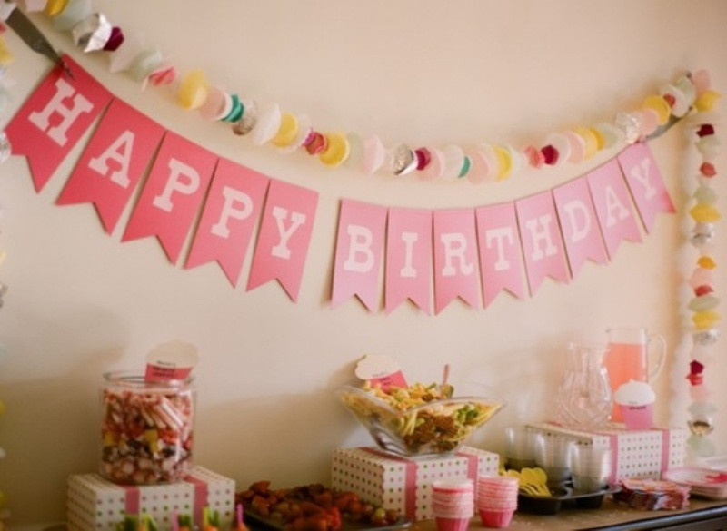 Best ideas about Birthday Decorating Ideas . Save or Pin 5 Practical Birthday Room Decoration Ideas For Kids Now.