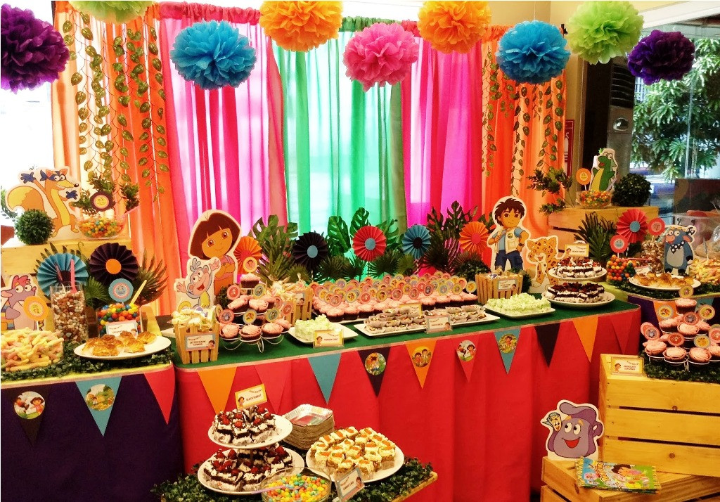 Best ideas about Birthday Decorating Ideas . Save or Pin Toddlers Birthday Party Ideas From Real Experience Now.