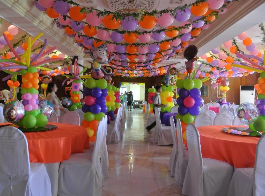 Best ideas about Birthday Decorating Ideas . Save or Pin Simple But Smart Party Decoration Ideas MidCityEast Now.
