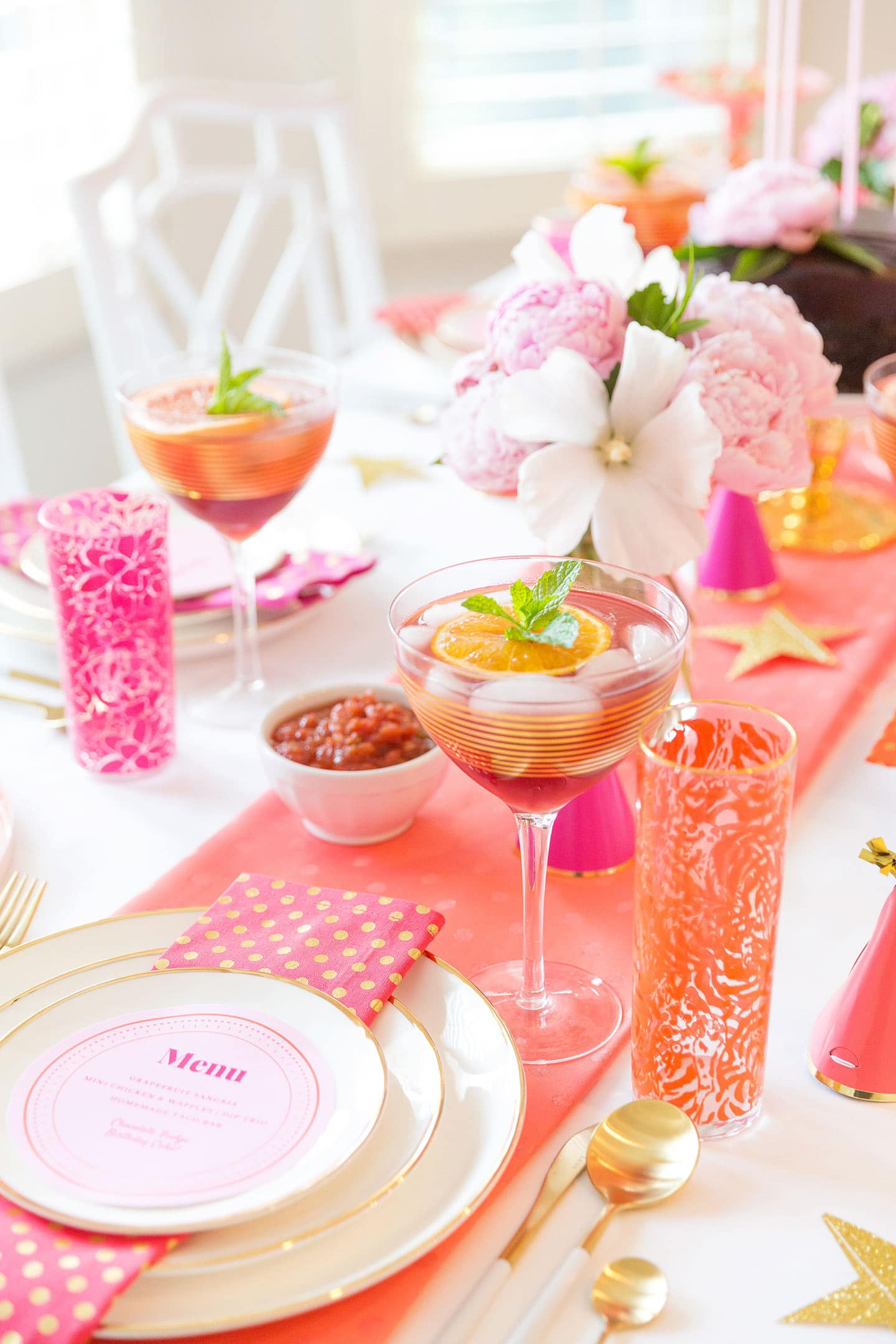 Birthday Decorations For Adults  Creative Adult Birthday Party Ideas for the Girls