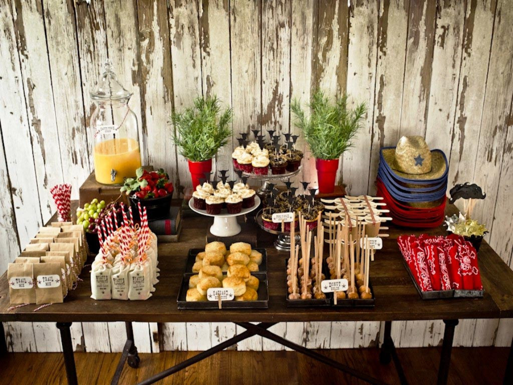 Birthday Decorations For Adults  Western Birthday Party Ideas Adults