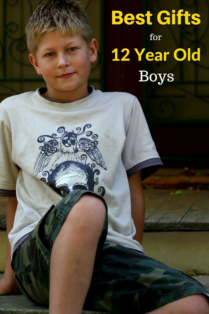 Best ideas about Birthday Gift Ideas For 12 Year Old Boy . Save or Pin 22 best Best Gifts for 12 Year Old Boys images on Now.