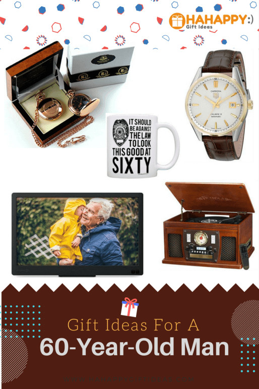 Birthday Gift Ideas For 60 Year Old Man  15 Unique Gift Ideas For Men Turning 60