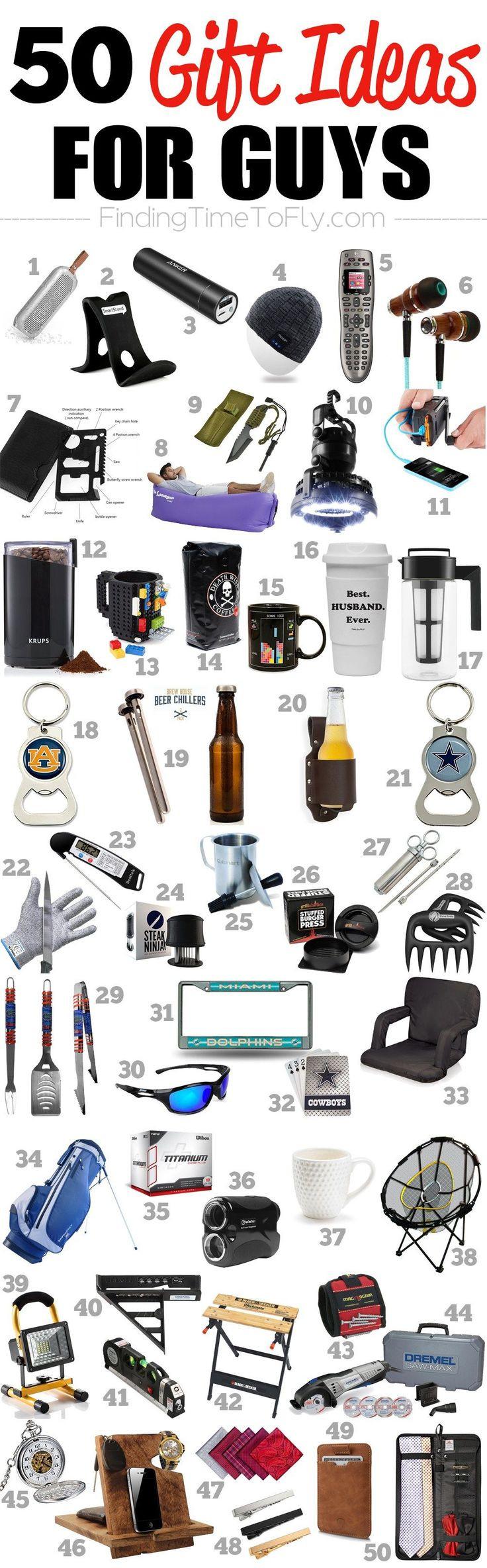 Birthday Gift Ideas For Men  Best 25 Christmas ts for men ideas on Pinterest