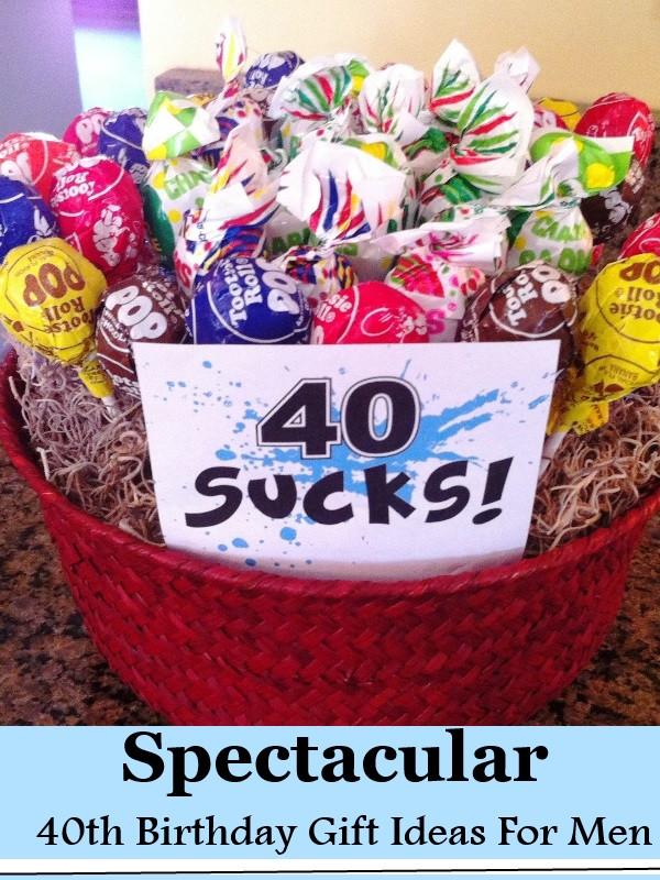 Birthday Gift Ideas For Men  6 Spectacular 40th Birthday Gift Ideas For Men – Bash Corner