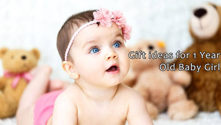 Birthday Gift Ideas For One Year Old Baby Girl  Gift Ideas For 1 Year Old Baby Girl India