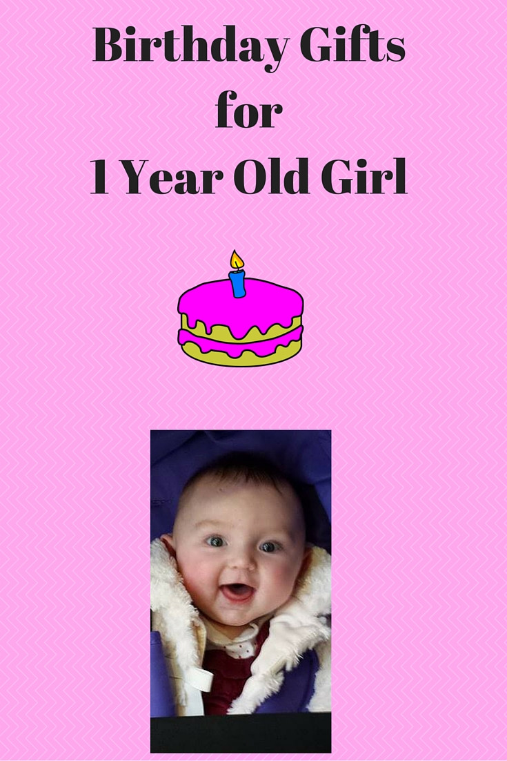 Birthday Gift Ideas For One Year Old Baby Girl  Top Birthday Gifts for 1 Year Old Girls 2018 Best