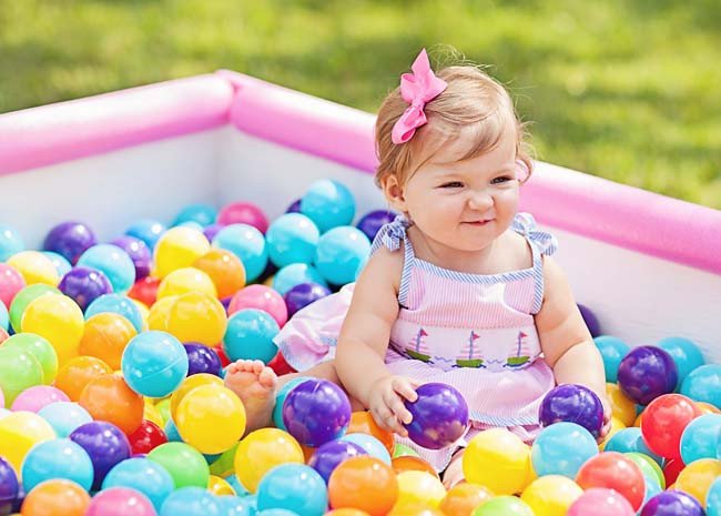 Birthday Gift Ideas For One Year Old Baby Girl  22 Fun Ideas For Your Baby Girl s First Birthday Shoot
