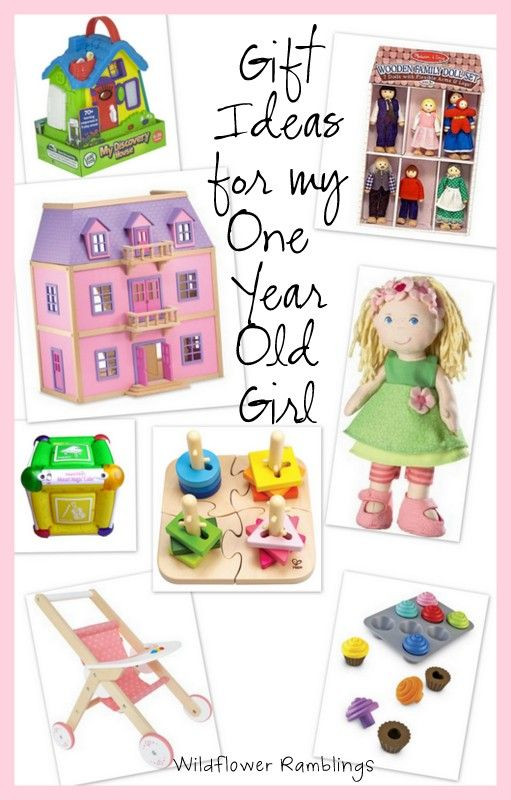 Birthday Gift Ideas For One Year Old Baby Girl  t ideas for my 1 year old girl Kid s Play