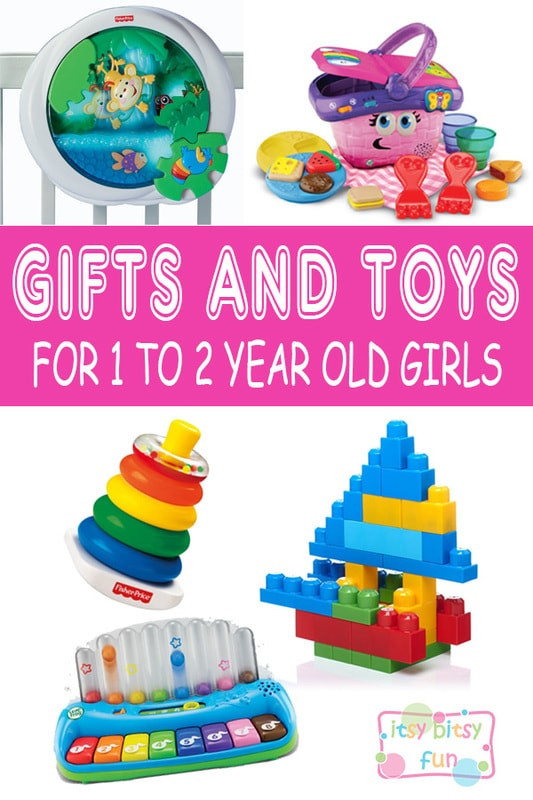 Birthday Gift Ideas For One Year Old Baby Girl  Best Gifts for 1 Year Old Girls in 2017 Itsy Bitsy Fun