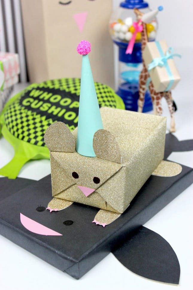 Birthday Gift Wrapping Ideas  14 Adorable Gift Wrapping Ideas for Kid's Presents