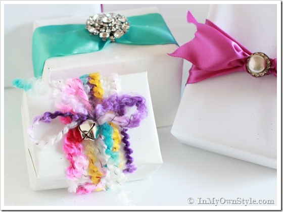 Birthday Gift Wrapping Ideas  35 Creative Ways To Wrap Birthday Presents