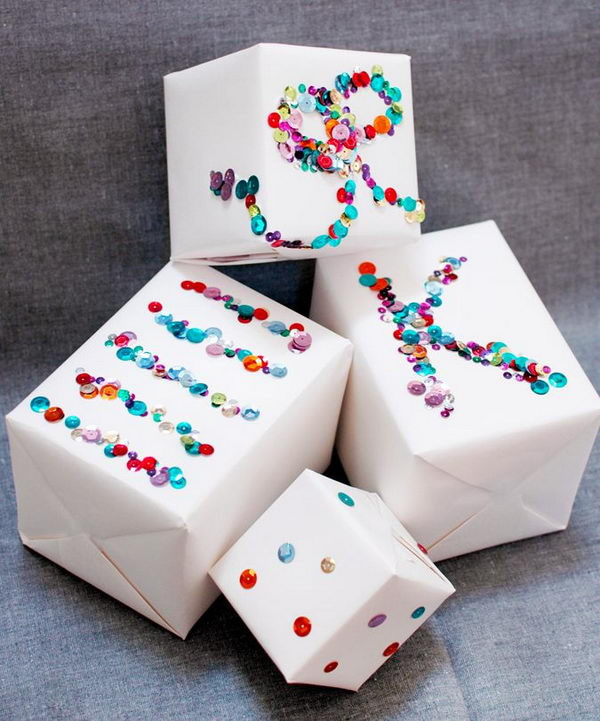 Birthday Gift Wrapping Ideas  20 Cool Gift Wrapping Ideas Hative