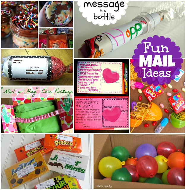 Birthday Gifts By Mail  Fun Things to Send in the Mail Happy Go Lucky