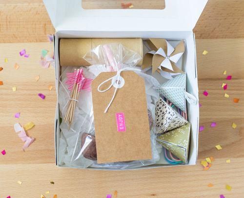 Birthday Gifts By Mail  Best 25 Birthday box ideas on Pinterest