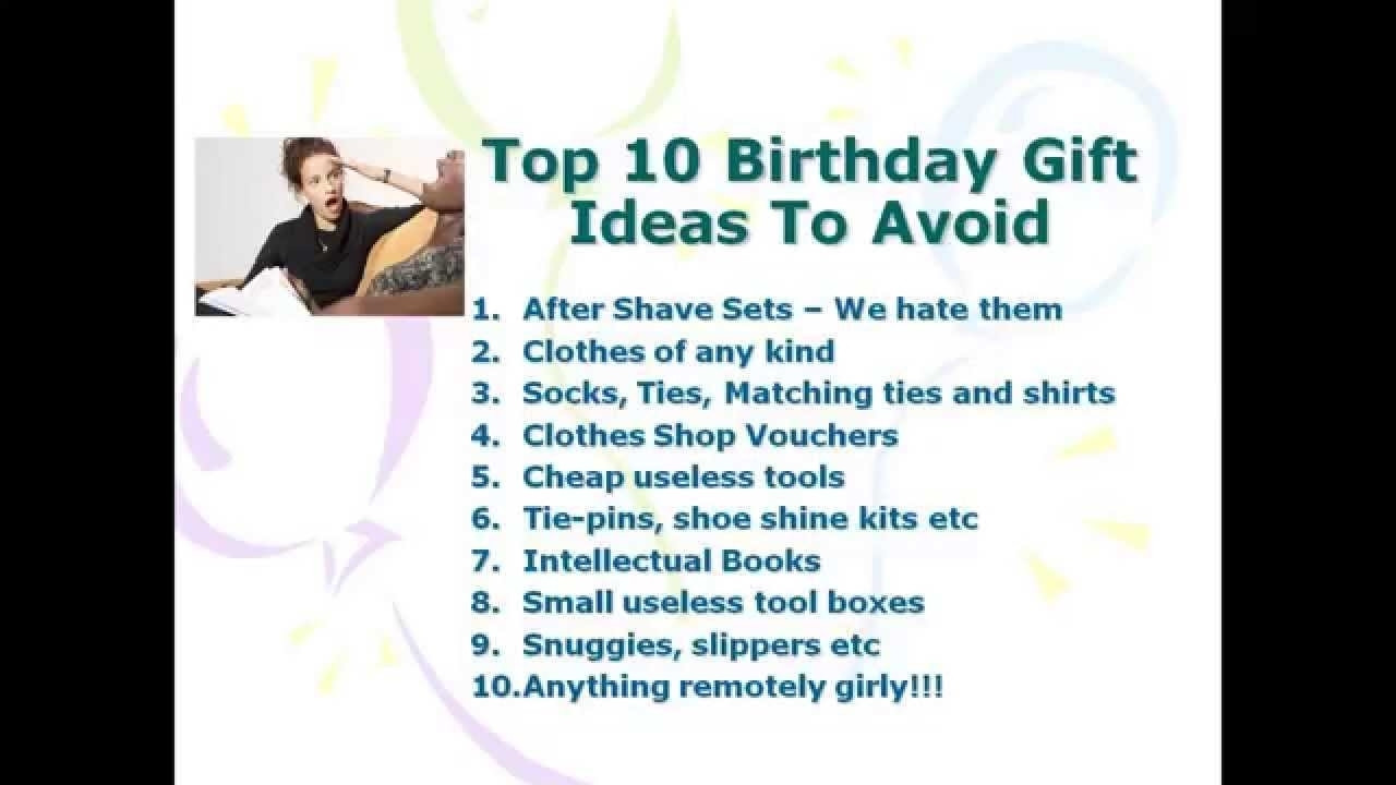 Best Ideas About Birthday Gifts For Husband Who Has Everything Save Or Pin Christmas