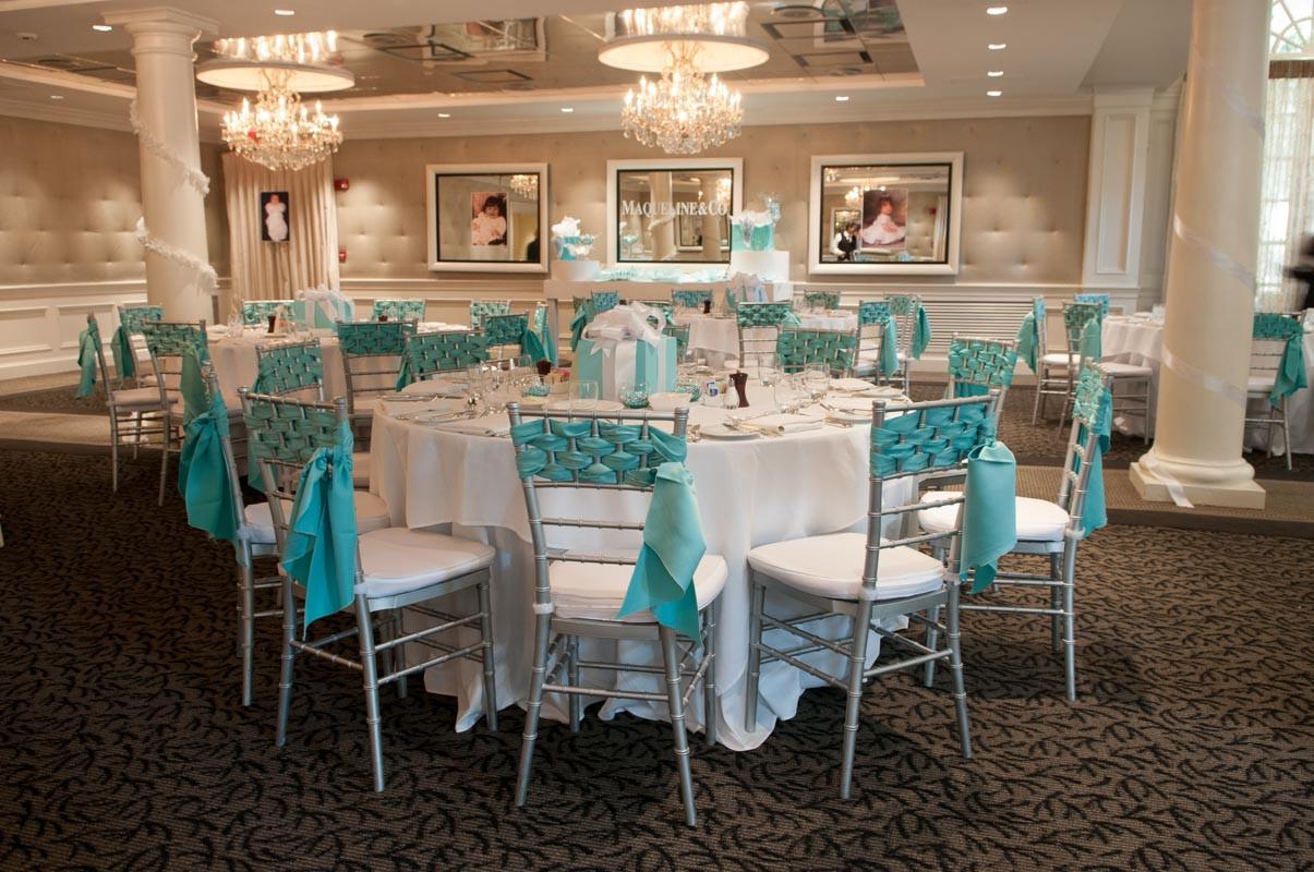Birthday Ideas In Atlanta For Adults  Tiffany & Co Themed Sweet Sixteen at 103 West in Atlanta