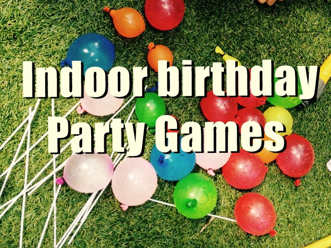 Birthday Party Activities For Toddlers  10 Simple Indoor Birthday Party Games to Have in Your List