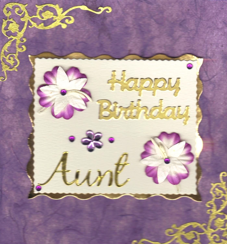 Birthday Quotes For Aunt  Happy Birthday Aunt Quotes QuotesGram