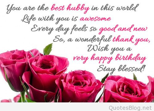 Birthday Wish For Husband  Birthday Wishes Messages and Cards