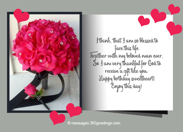 Birthday Wish For Husband  Birthday Wishes for Husband 365greetings