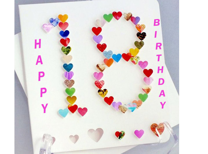 Best ideas about Birthday Wishes For 18 Year Old . Save or Pin 18th Birthday Wishes Card Messages for 18 Year Olds Now.