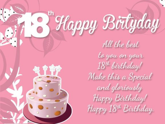 Best ideas about Birthday Wishes For 18 Year Old . Save or Pin Birthday Wishes Greetings for Eighteen Year Old Son Now.