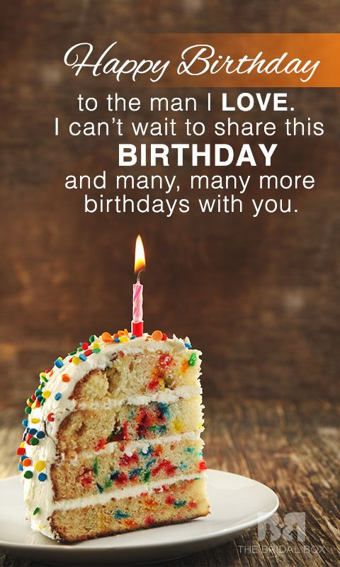 Best ideas about Birthday Wishes For Him . Save or Pin Birthday Love Quotes For Him The Special Man In Your Life Now.