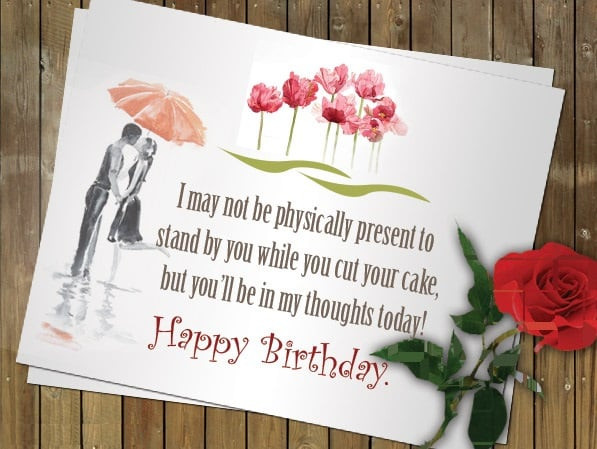 Best ideas about Birthday Wishes For Him . Save or Pin Happy Birthday Love The Best Birthday Wishes Now.