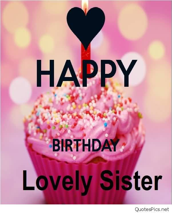 Best ideas about Birthday Wishes For Sister Images . Save or Pin Happy birthday cads wallapapers to my sister hd Now.