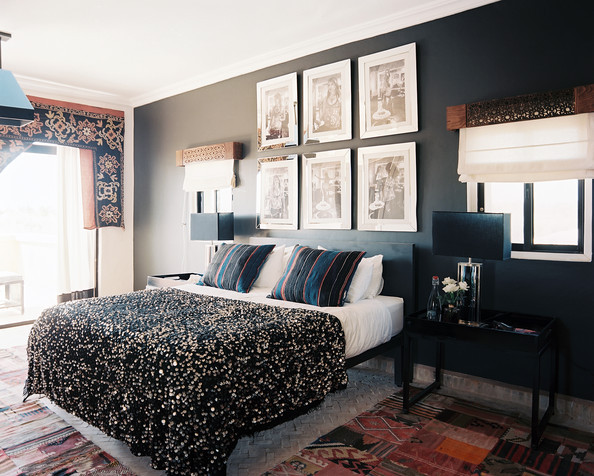 Best ideas about Black Accent Wall Bedroom . Save or Pin Black Accent Wall s 1 of 1 Now.