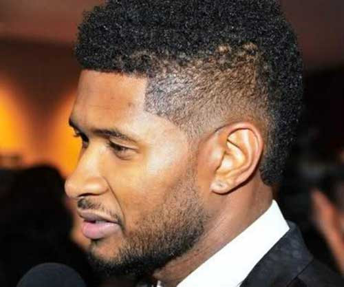 Black Barber Hairstyles  10 Black Male Fade Haircuts
