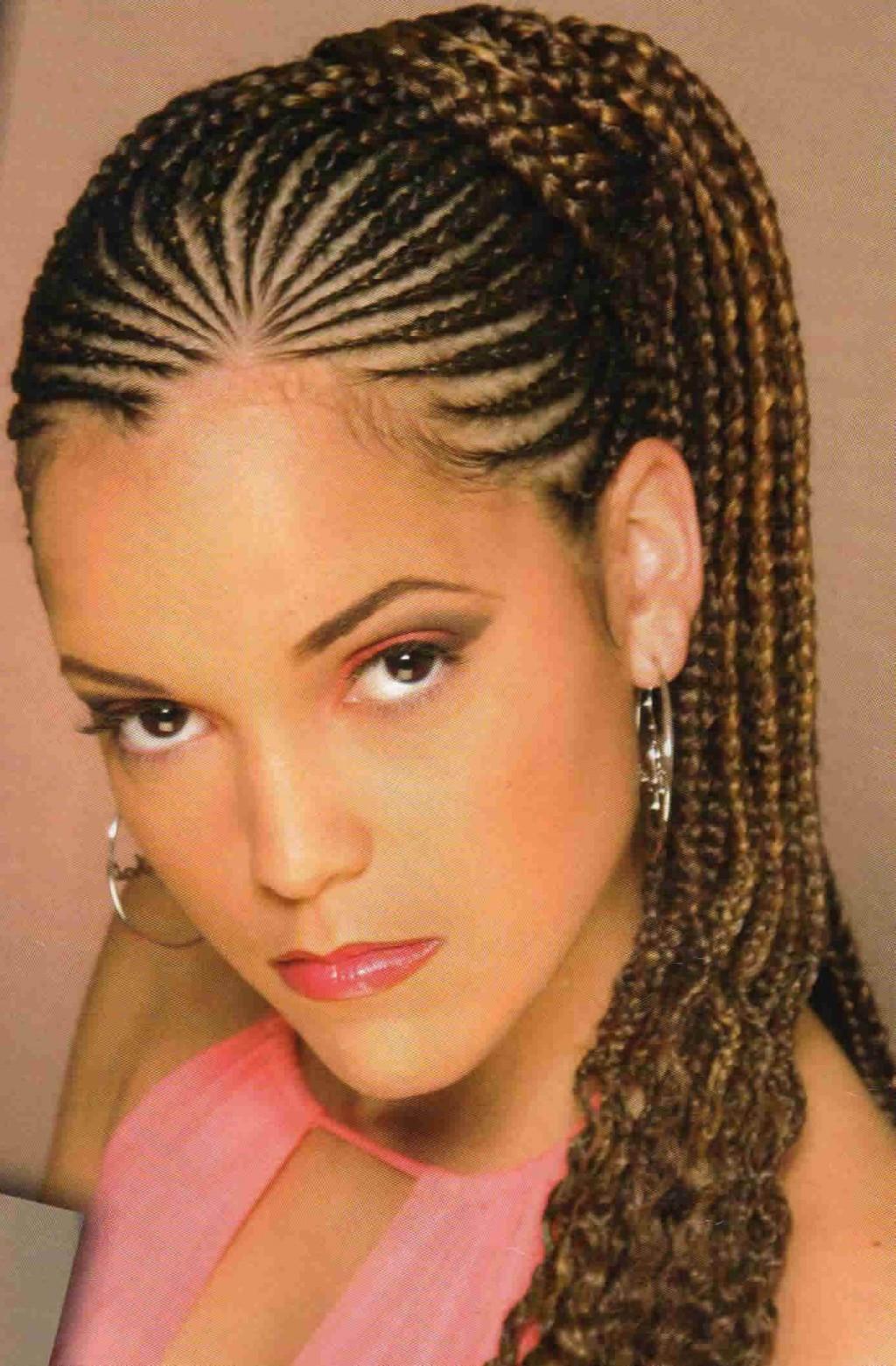 Black Braids Hairstyle  Hair Braiding Styles Guide for Black Women