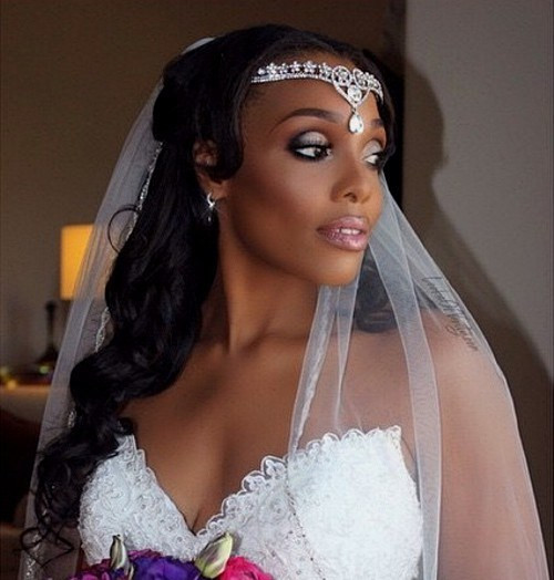 Best ideas about Black Bride Hairstyles . Save or Pin 50 Superb Black Wedding Hairstyles Now.