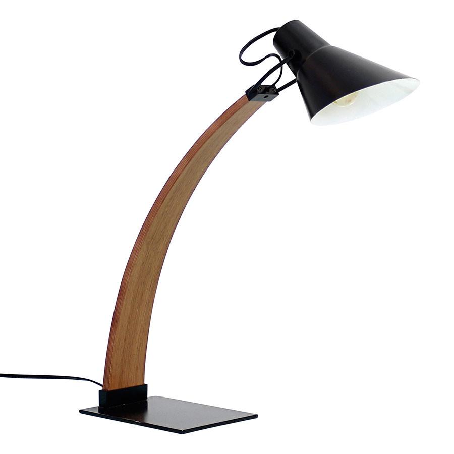 Best ideas about Black Desk Lamp . Save or Pin Modern Desk Lamps Nathaniel Black Desk Lamp Now.