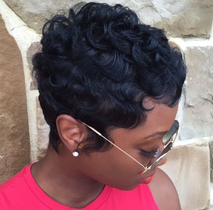 Best ideas about Black Hair Finger Waves Hairstyles . Save or Pin Simple hairstyle for Finger Waves Black Hairstyles Best Now.