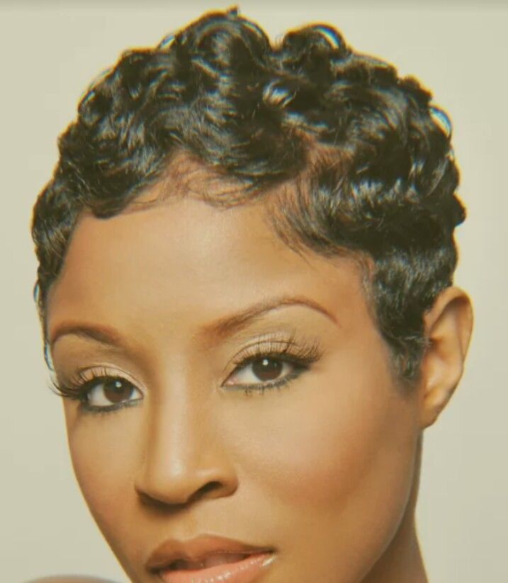 Best ideas about Black Hair Finger Waves Hairstyles . Save or Pin Finger Wave Hairstyle Black Now.