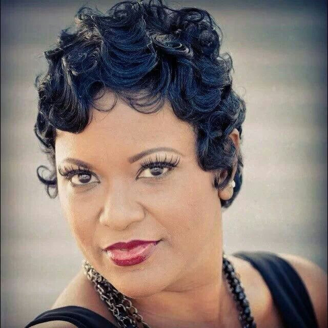 Best ideas about Black Hair Finger Waves Hairstyles . Save or Pin Finger Waves Hair & Beauty Pinterest Now.