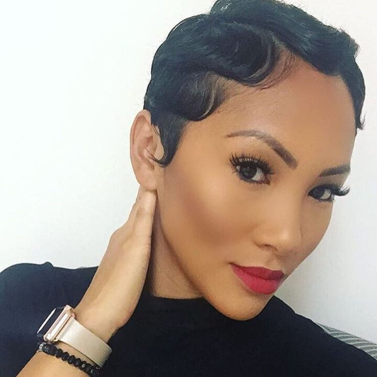 Best ideas about Black Hair Finger Waves Hairstyles . Save or Pin 25 best ideas about Finger Waves Short Hair on Pinterest Now.