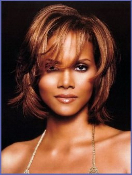 Black Layered Hairstyles  Layered hairstyles for black women