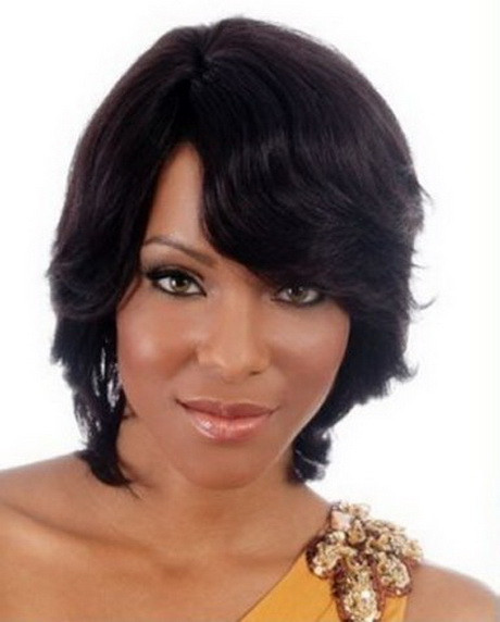 Black Layered Hairstyles  Layered haircuts for black women