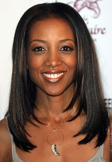 Black Layered Hairstyles  Long Layered Hairstyles for Black Women Black Women