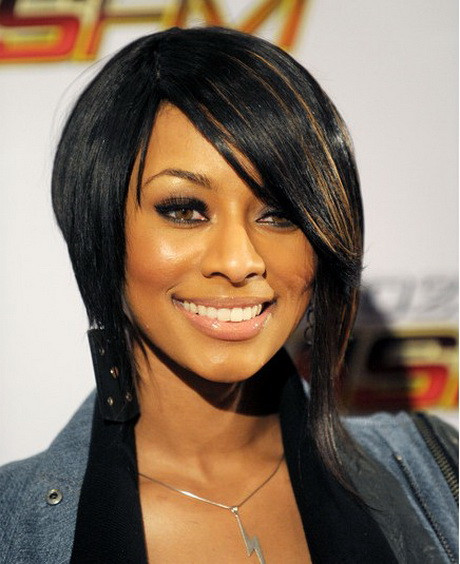 Black Layered Hairstyles  Short layered haircuts for black women
