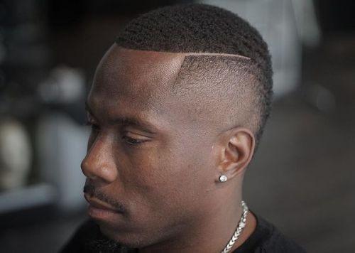 The Best Black Man Receding Hairline Haircuts - Best ...