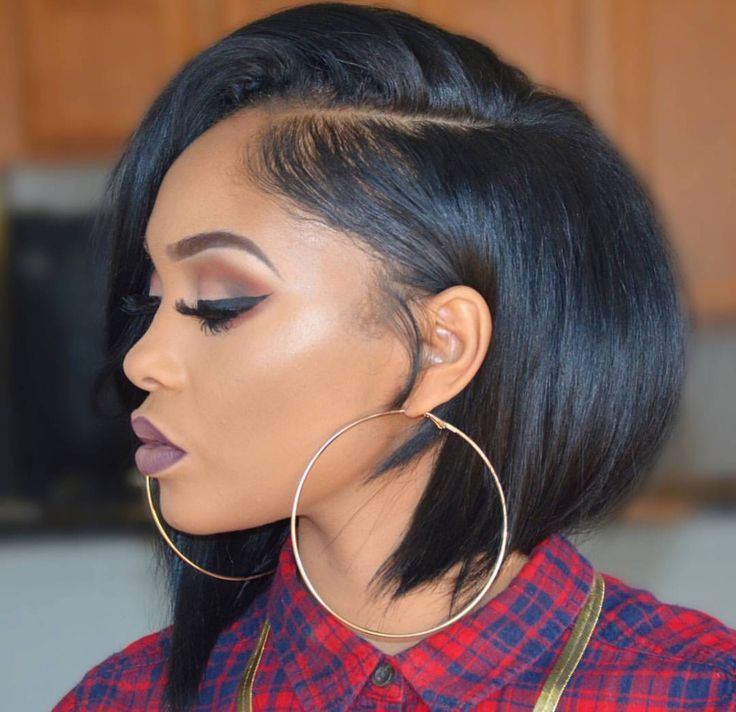 Black Short Bob Hairstyles 2019  33 Stunning Hairstyles for Black Hair 2019