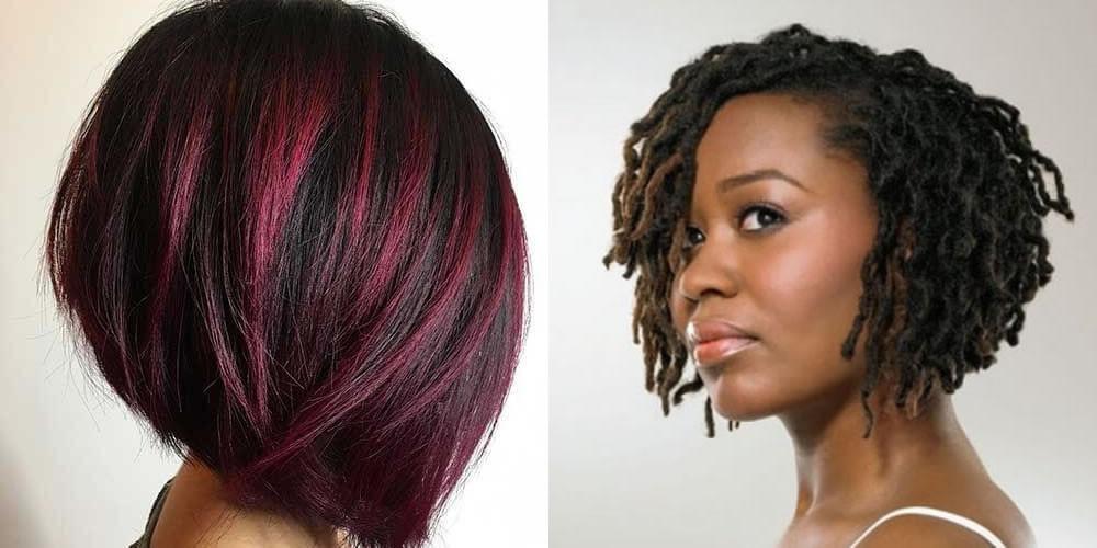 Black Short Bob Hairstyles 2019  Short Bob Haircuts for Black Women 2018 2019 & Bob