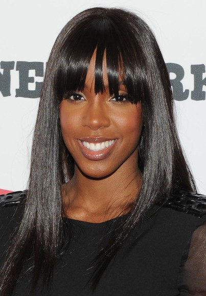 Black Straight Hairstyles  Most beautiful Black Women Hairstyles yve style