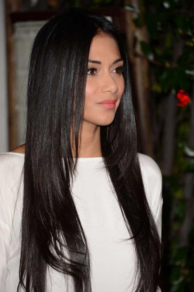 Black Straight Hairstyles  20 Party Hairstyles for Long Hair Guide Hairstyle For