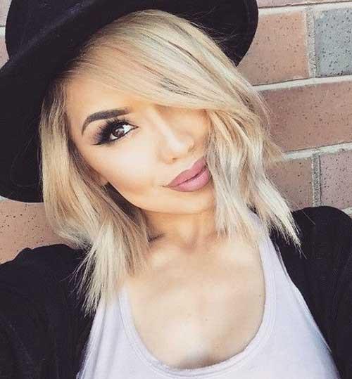 Blonde Short Haircuts  15 Blonde Short Hair Short Hairstyles 2017 2018